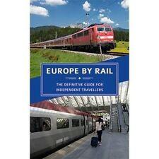 P £ Z Europa por ferrocarril: la guía definitiva para los viajeros independientes 978099290