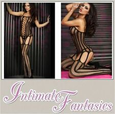 Women's Fishnet Body Glamour Stockings & Hold-Ups