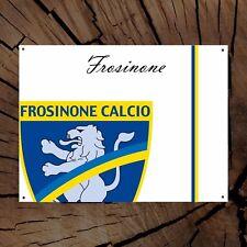 Frosinone Metal Plate Football Team Fan