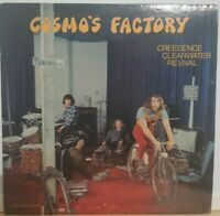 Creedence Clearwater Revival ‎– Cosmo's Factory Vinyl Record LP - 1970