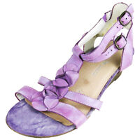 RRP £65 LADIES WOMEN SANDALS ANKLE STRAPPY FLAT SUMMER BEACH SHOES  SZ UK 5-7.5