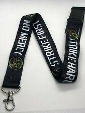 Cobra Kai Print Lanyard Key Chain Id Badge Holder