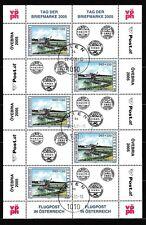 Österreich gestempelt Kleinbogen  MiNr.  2532  Tag der Briefmarke.2005