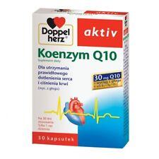 Doppelherz Aktiv, Coenzyme Q10, 30 capsules