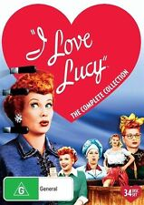 I Love Lucy - The Complete Collection (DVD, 34-Disc Set) NEW