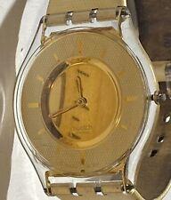 Swatch Swiss Womens Ultra Thin Watch