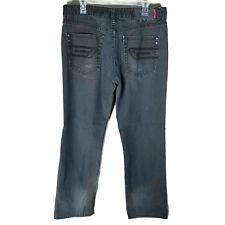 Ecko Men's Jeans Size 36x31 (TAG 36x32) Slim Straight Fit 72 Unlimited