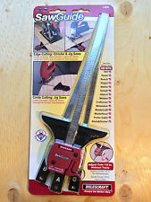 JIGSAW CIRCULAR SAW RIP FENCE EDGE GUIDE & CIRCLE CUTTER  MILWAUKEE BOSCH RIDGID