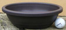 BONSAI POT PLASTIC TRAINER POT OVAP-008 - 25cm