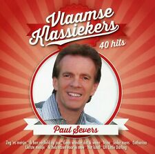 Paul Severs : Vlaamse Klassiekers - 40 hits (2 CD)