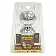 "Smittybilt 2900 2"" Receiver Hitch Ball Chrome"