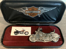 FLSTC Heritage Softail Classic Metal Harley Davidson With Case