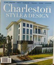 Charleston Style & Design Fall 2016 Arts Fashion Travel Wine FREE SHIPPING sb
