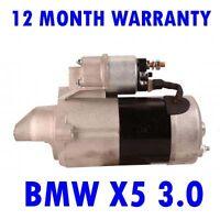 BMW X5 3.0 2001 2002 2003 2004 2005 2006-2015 Motor de Arranque
