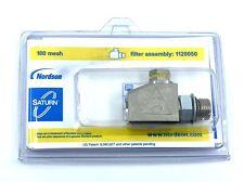 Original Nordson 1120050 Saturn Inline Filter 100 Mesh