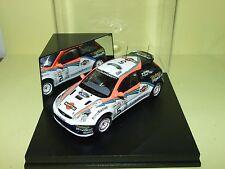 FORD FOCUS WRC RALLYE D'ACROPOLE 2002 McRAE VITESSE 1:43