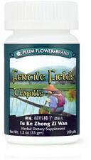 Plum Flower, Fu Ke Zhong Zi Wan, Fertile Fields Teapills, 200 ct