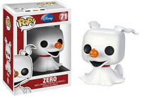 FIGURA ZERO JACK NIGHTMARE BEFORE NAVIDAD DISNEY SKELLINGTON POP FUNKO CINE
