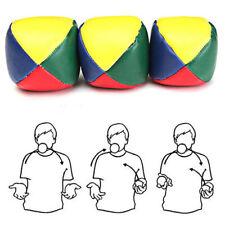 1PC Juggling Ball Classic Bean Bag Juggle Magic Circus Beginner Kids Toy HY#U