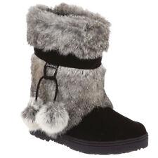 BEARPAW Tama II Damen Winterstiefel Fellstiefel Boots 1292W Black