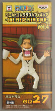 ONE PIECE: FIGURE WCF SERIE FILM GOLD VOL.4 - GD.27 BAND MAN banpresto