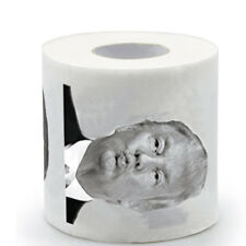 Donald Trump Toilet Paper, Novelty Political Roll Prank Funny Gag Gift 2Ply