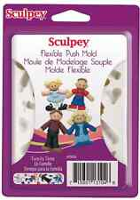 Sculpey Clay Mold FAMILY TIME People Polymer