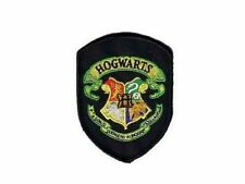 Harry Potter ecusson et scratch Ecole Poudlard Hogwarts school hook loop patch