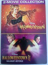 Halloweentown/Halloweentown II: Kalabar's Revenge (DVD) Halloweentown 1 & 2 NEW