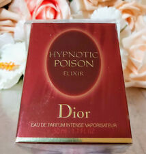 ❤️HYPNOTIC POISON ELIXIR DIOR,EAU DE PARFUM INTENSE,1.7oz.50 ml,new,sealed☆☆☆☆☆