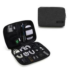 BAGSMART Electronic Accessories Packing Organizers for Earphone USB SD Card Char