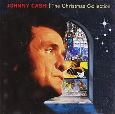 Johnny Cash The Christmas Collection CD NEW Little Drummer Boy/Blue Christmas+