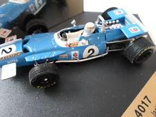 Quartzo 1:43 Matra MS80 Jackie Stewart F1 French GP 1969 *SIGNED*