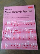 ABRSM MUSIC THEORY IN PRACTICE - GRADE 3 - ERIC TAYLOR