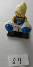 Lego Sammelfiguren Serie 1 8683: Cheerleaderin