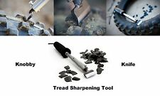 Knobby Knife Tread Sharpener Tool Tire Saver ATV Dirt Bike Motocross Suzuki