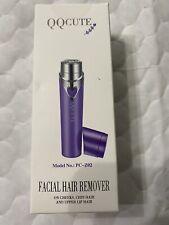 QQcute Facial Hair Removal for Women, Waterproof Facial Hair Remover Women NIB