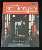 Star Wars 1983 Return of the Jedi Step-by-Step Movie Adventures Book 1922