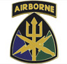 GENUINE U.S. ARMY COMBAT SERVICE IDENTIFICATION BADGE (CSIB): SPECIAL OPERATIONS