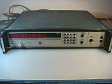 EIP 538B Microwave Frequency Counter OPT 03, 06, 08, 09