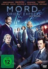 Mord im Orient Express - 2017 - Johnny Depp - DVD