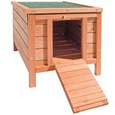 Chicken Coop Run Stylo Maison rampe pente Clapier Cobaye Ferret en bois