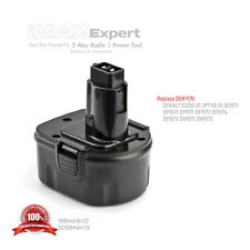 NEW 12V Ni-CD Battery for DEWALT DW052K-2 DW904 DW912 DW915 DW917 DW930 DW970
