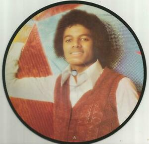 Michael Jackson - You Can't Win 1978 Epic 7 inch vinyl picture disc single