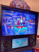 Jetsons Special Edition Pinball Machine 1 of 25 RARE!