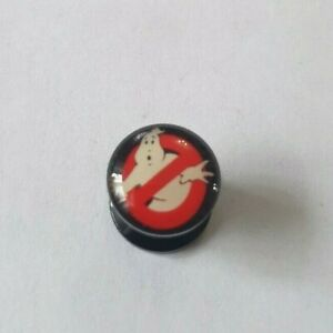 Plastic Ear Plug Screw Cheater Flesh Tunnel SuperMan Pokeball Ghost Men Women
