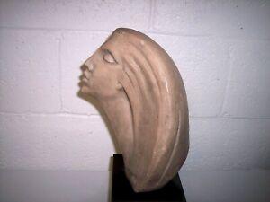 Sculpture Signed David Fisher STARGAZER Mid Centry Modern