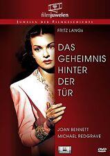 Das Geheimnis hinter der Tür (Fritz Lang, Joan Bennett) DVD NEU + OVP!