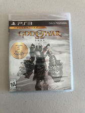 PS3 God of War Saga Collection 5 Full Games US VERSION SEALED