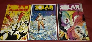 Solar Man of the Atom 1 2 4 Valiant 1991 KEY